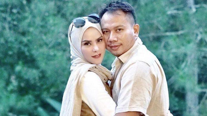 Angel Lelga dan Vicky Prasteyo Akankah Bercerai - Instagram vickyprasetyo777
