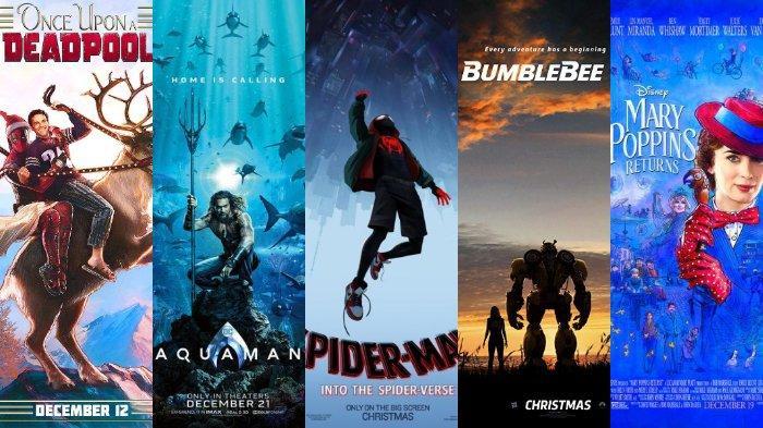 menemani liburan natal ini daftar film bioskop terbaru